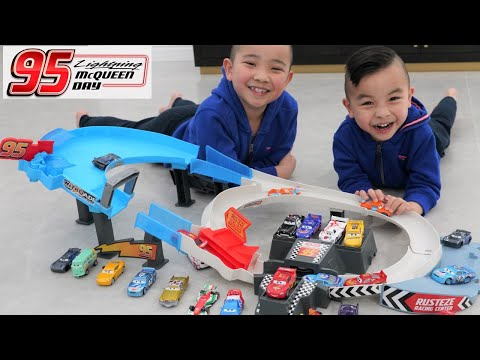 Celebrating Disney Cars Lightning McQueen Day With CKN