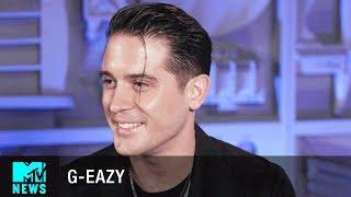 Video G-Eazy Talks 'Him & I' & Being Obsessed w/ Halsey | MTV News MP3, 3GP, MP4, WEBM, AVI, FLV Oktober 2018