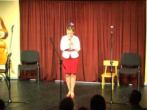 Kabaret Długi - Nauczycielka