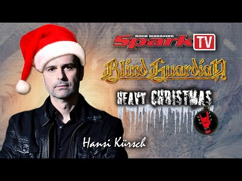 SPARK TV: BLIND GUARDIAN - Hansi Kürsch Christmas (видео)