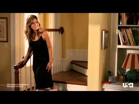 Necessary Roughness - 3x10 - Danico First Scene