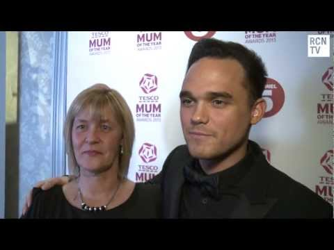 Gareth Gates Interview - Mum Of The Year Awards 2013