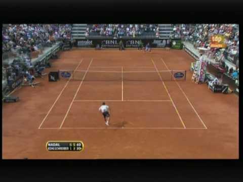 Rafa Nadal vs. Philipp Kohlschreiber