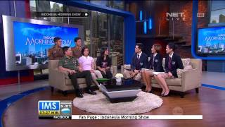 Video Talk Show Film Doea Tanda Cinta - IMS MP3, 3GP, MP4, WEBM, AVI, FLV Februari 2019