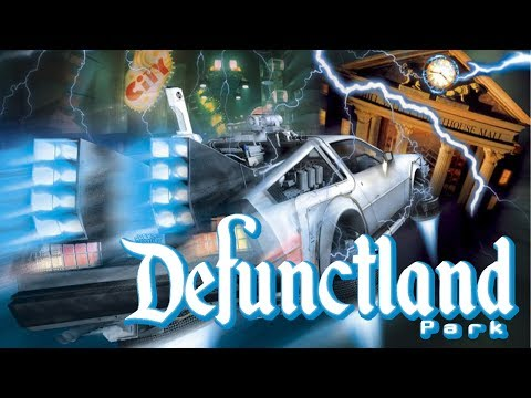 Defunctland: The History of Back to the Future: The Ride