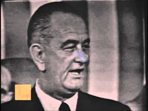 "the great society welfare act introduced by the president lyndon b johnson Lyndon b johnson and ronald reagan and federal power summary debate over the power of the federal government to regulate the every day affairs of the people intensified in the second half of the 20th century lyndon johnson, interpreting congress's role to promote the ""general welfare"" broadly, assembled a team of."