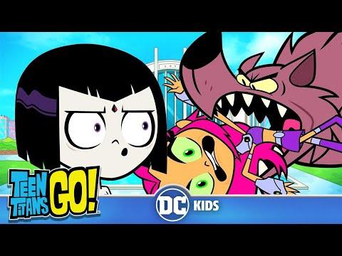 Teen Titans Go!   Awesome Pranks   DC Kids