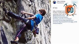 8b At 11-Years-Old…Toby Roberts Smashes Through The Grades | Climbing Daily Ep.808 by EpicTV Climbing Daily