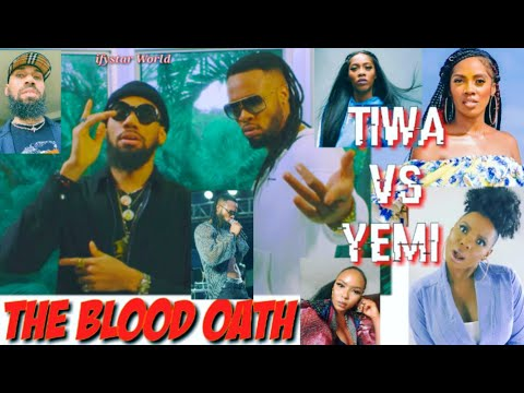 WHY Flavour and Phyno Will Never Get Married? || The FIGHTS and BEEF Between Yemi and Tiwa Savage