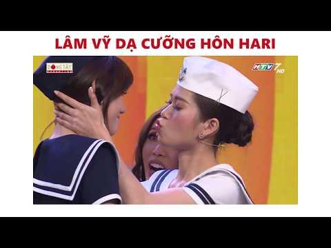 7 Nụ Cười Xuân | Tập 14: Hari Won bị Lâm Vỹ Dạ cưỡng hôn - Thời lượng: 2:06.