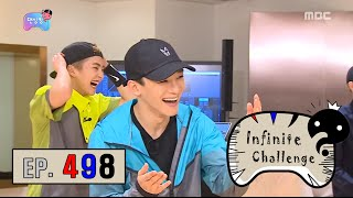 Video [Infinite Challenge] 무한도전 - EXO Sehun's 'Trap' Love to Jae Seok Yoo! 20160917 MP3, 3GP, MP4, WEBM, AVI, FLV September 2019