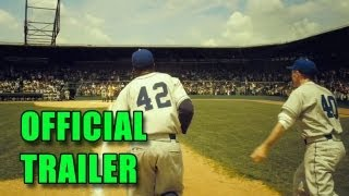 42 Official Trailer (2013) - Harrison Ford