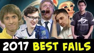 2017 biggest FAIL and FUN plays — Dota 2