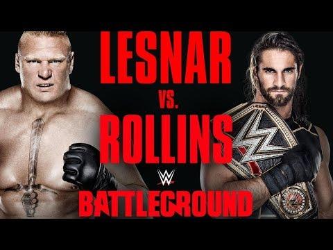 WWE Battleground 2018 Highlights HD mp4