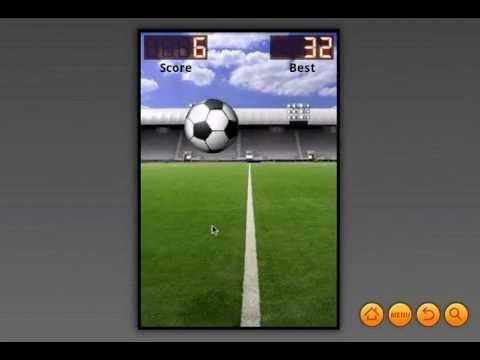 Video of Ball Dribble - Soccer Juggle