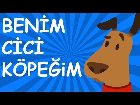 Köpeğim Hav Hav Hav Der - Pıtırcık Çoçuk Şarkıları