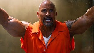 Hobbs vs Shaw - Prison Escape Scene - The Fate of the Furious (2017) Movie Clip [1080p HD]