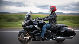 5. 2017 BMW K1600B Bagger Exclusive Review