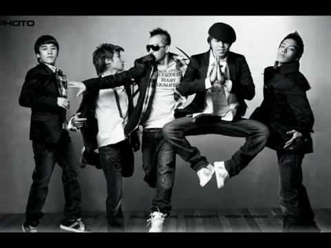 Big Bang – Until Whenever (with eng lyrics)