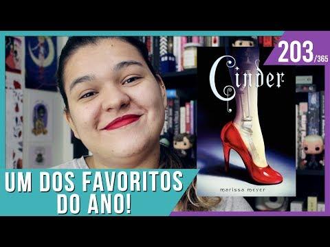 CINDER (MARISSA MEYER) - RESENHA | Bruna Miranda #203