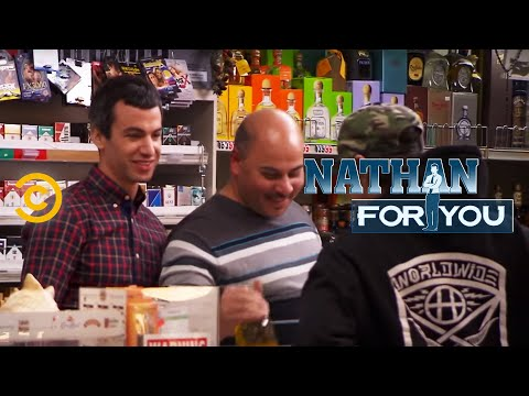 Nathan For You Liquor Store