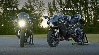 9. 2017 Ninja H2 CARBON & Ninja H2 Promotion Video
