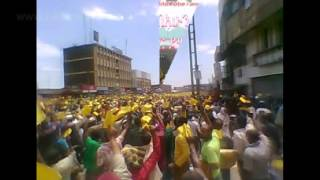 Oct 5 2012  Ethiopian Muslims Continue Protesting against Gov't Interference, Illegal Elections