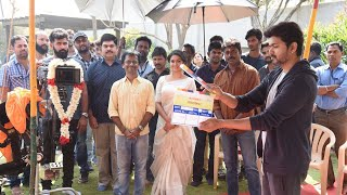 Video Thalapathy 62 Shooting Starts In Chennai With A Grand Pooja - An Exclusive Video For All Vijay Fans MP3, 3GP, MP4, WEBM, AVI, FLV Januari 2018