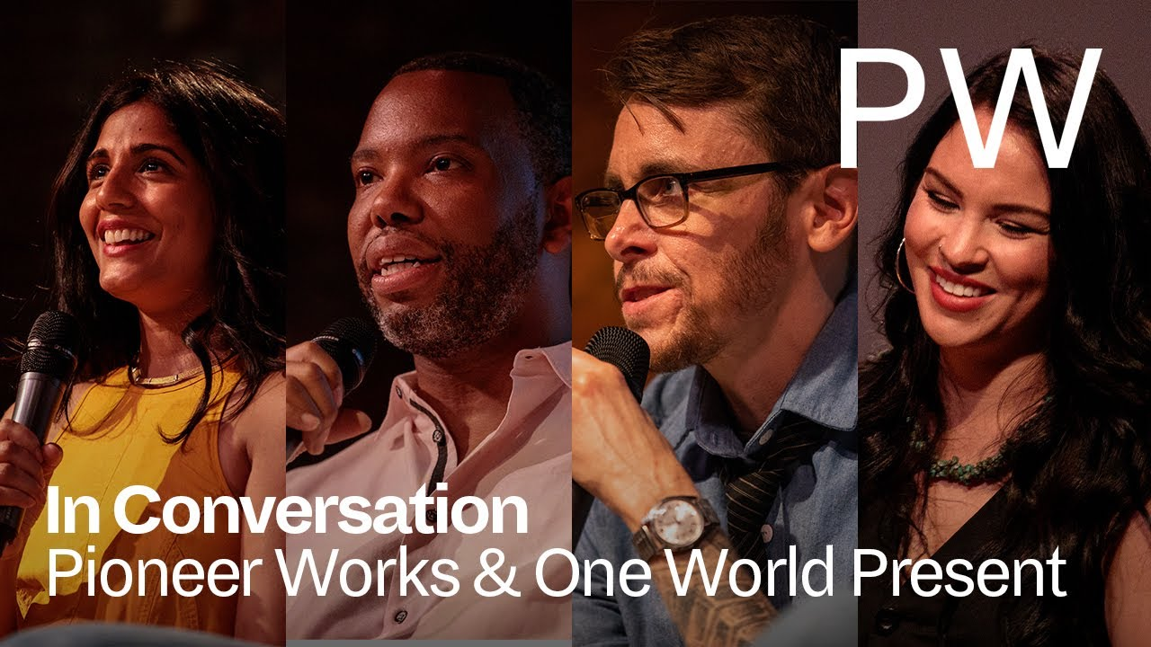 In Conversation: Jordy Rosenberg, Ta-Nehisi Coates, Kali Fajardo-Anstine, and Mira Jacob