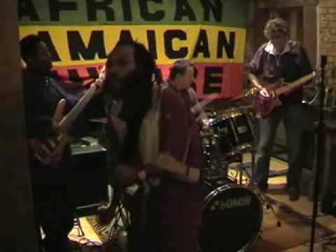African Jamaican Culture - Live@Rotary Club Int`l Party 2009, Germany.