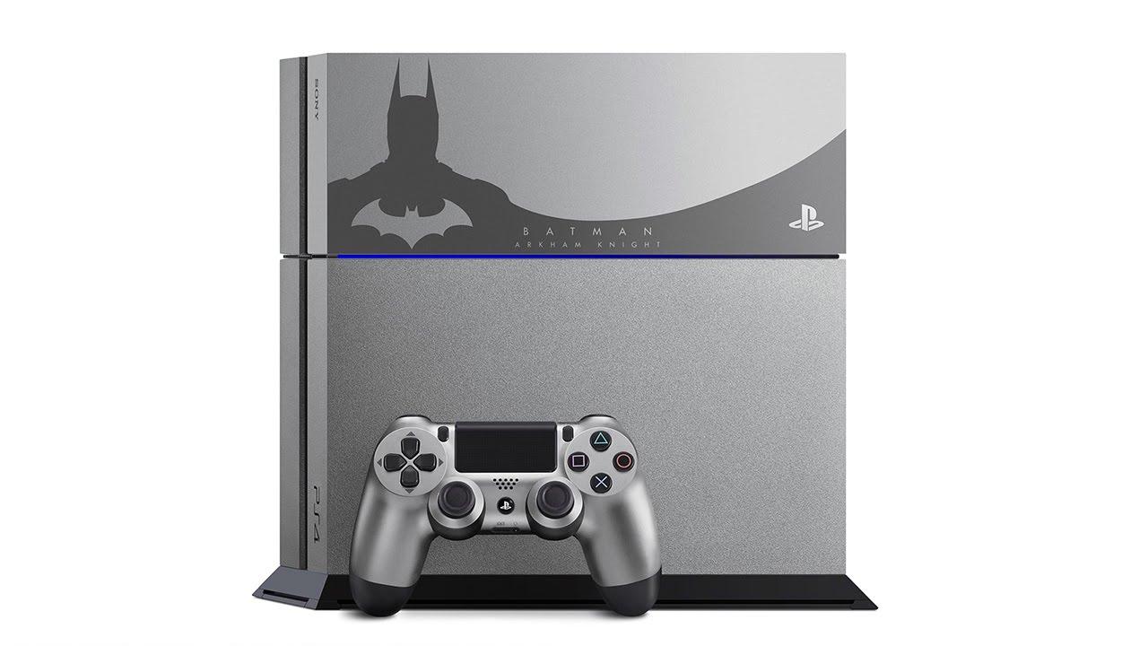 BATMAN Arkham Knight – PS4 Console [Limited Edition] #VideoJuegos #Consolas