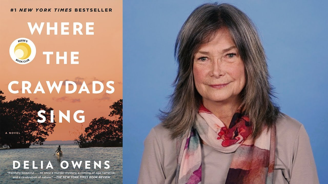 Inside the Book: Delia Owens (WHERE THE CRAWDADS SING)