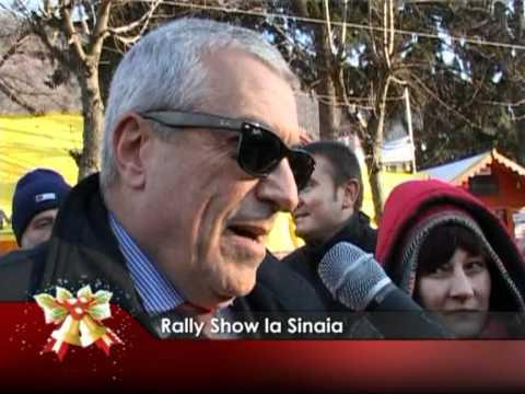 Rally Show la Sinaia