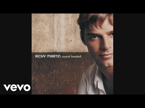 Ricky Martin - Nobody Wants to Be Lonely ft. Christina Aguilera (Audio)