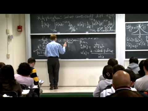 Lec 34 | MIT 18.085 Computational Science and Engineering I, Fall 2008
