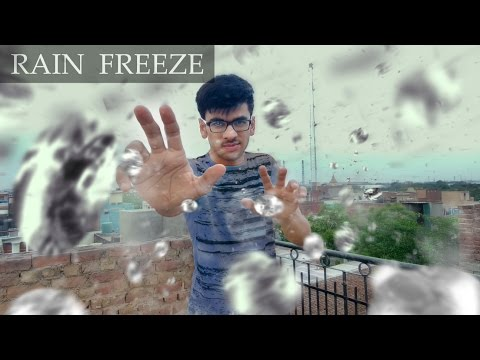 Rain Freeze Effect From - Now u See ME 2