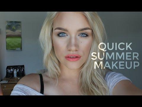 Video - Καλοκαιρινό μακιγιάζ για όλες τις ώρες! Βήμα-βήμα όλη η διαδικασία