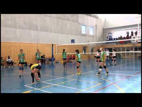 Navarvoley-GH Leadernet (2ª Femenina B, Jornada 2)