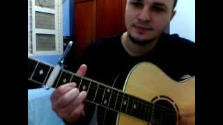 Elephant Gun - Beirut - Como tocar/how to play - on guitar