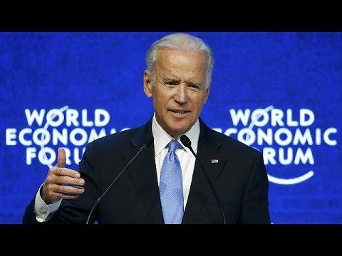 Νταβός: Μήνυμα Τζο Μπάιντεν κατά των φορολογικών παραδείσων
