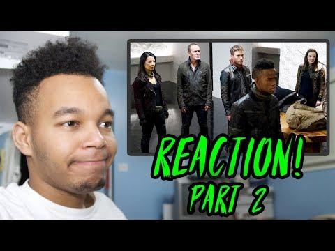 "Agents of SHIELD Season 5 Episode 10 ""Past Life"" REACTION! (Part 2)"