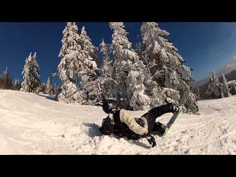 GoPro Hero 2 Feldberg