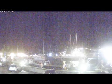 Live-Cam: Französisches Überseegebiet - Saint-Barthélemy (Insel) - Port de Gustavia 1
