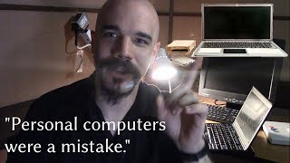Video I Hate Computers! And How the EOMA68 Can Be Better! MP3, 3GP, MP4, WEBM, AVI, FLV September 2018