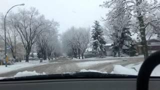 Regina (SK) Canada  city images : Regina SK every snowy morning in winter