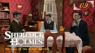 Sherlock Holmes (Video Games) - The Secret of the Silver Earring - Pt.9