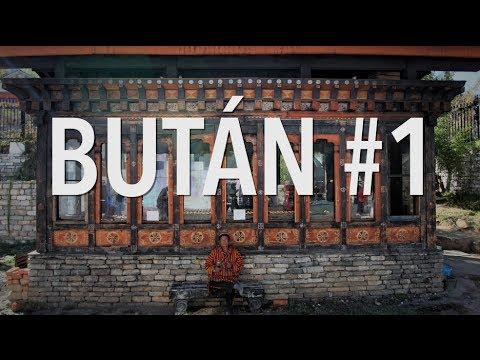 El país donde pintan enormes penes en las casas - Bután #1