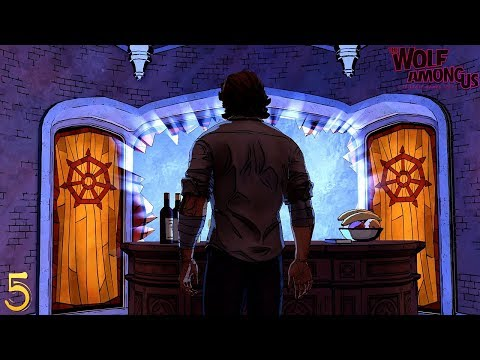 EPISODE 5 (ENDING) - CRY WOLF | The Wolf Among Us (Season 1)