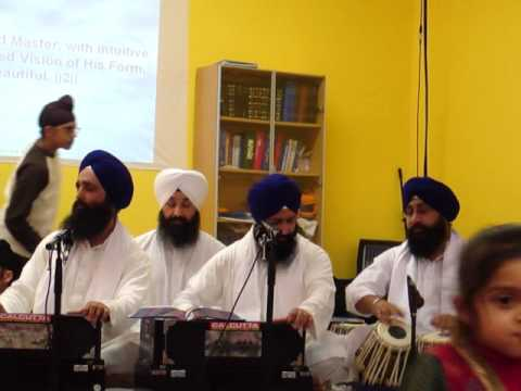 harni - Gurbani Kirtan by Bhai Gurvinder Singh Kashmirwale & Saathi on Maha Kirtan held on 28th November 2009 at Gurudwara Nanak Naam Jahaz, Jersey City, NJ, USA.