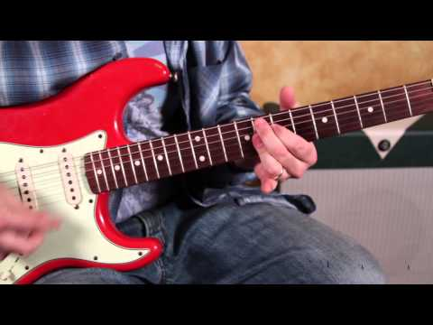 How to Play – Play That Funky Music White Boy – Guitar Lessons – Funk R&B Rhythtm Guitar